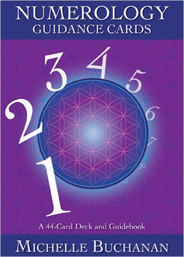 Numerology Guidance Cards by Michelle Buchanan - Tree Of Life Shoppe