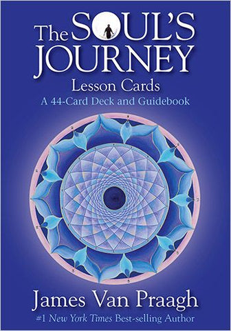 The Soul's Journey Lesson Cards by James Van Praagh - Tree Of Life Shoppe