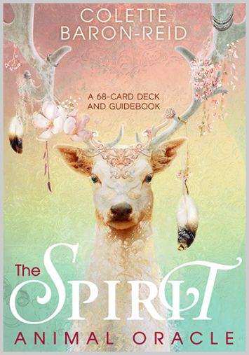 The Spirit Animal Oracle by Colette Baron-Reid - Tree Of Life Shoppe