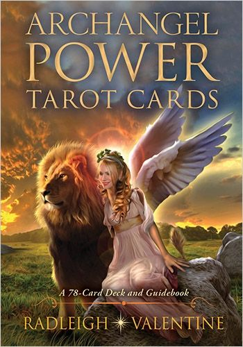 Archangel Power Tarot - Tree Of Life Shoppe