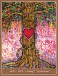 Sacred Space lined journal - Tree Of Life Shoppe