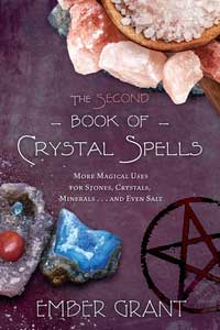Second Book of Crystal Spells by Ember Grant - Tree Of Life Shoppe