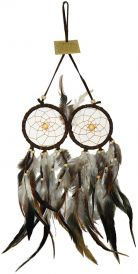 Owl Dreamcatcher 6 Inches