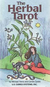 Herbal Tarot Deck by Tierra & Cantin - Tree Of Life Shoppe