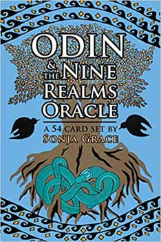 Odin & the Nine Realms Oracle by Sonja Grace - Tree Of Life Shoppe