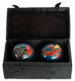 Dragon & Phoenix health balls - Tree Of Life Shoppe