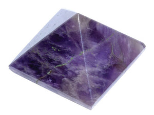 Amethyst Pyramid 25-30mm - Tree Of Life Shoppe