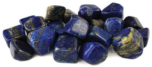 Lapis Lazuli - Tumbled - Tree Of Life Shoppe