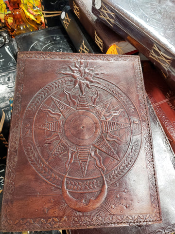 Compass with Moon and Sun - Tree Of Life Shoppe