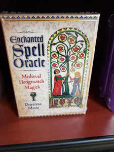 Enchanted Spell Oracle - Tree Of Life Shoppe