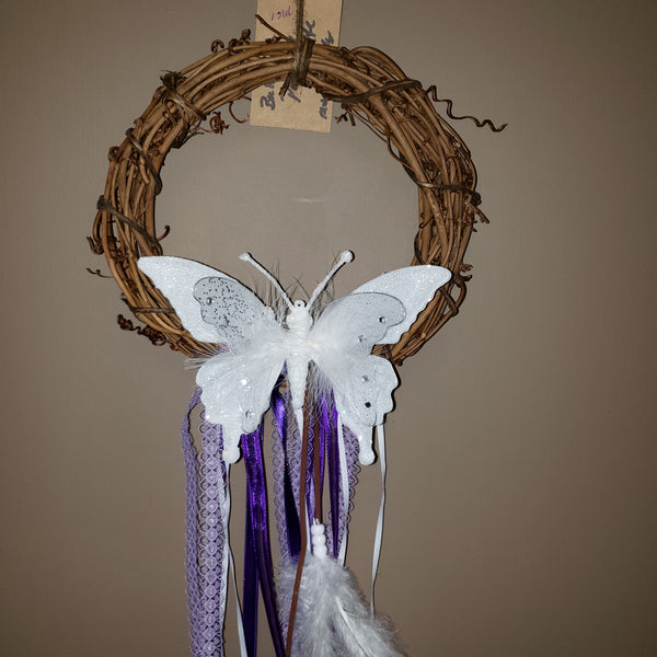 New Moon Butterfly Wreath - Tree Of Life Shoppe