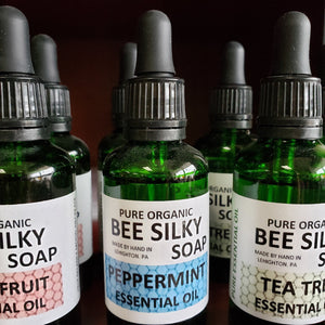 Bee Silky Essential Oils - Peppermint 40 ml - Tree Of Life Shoppe