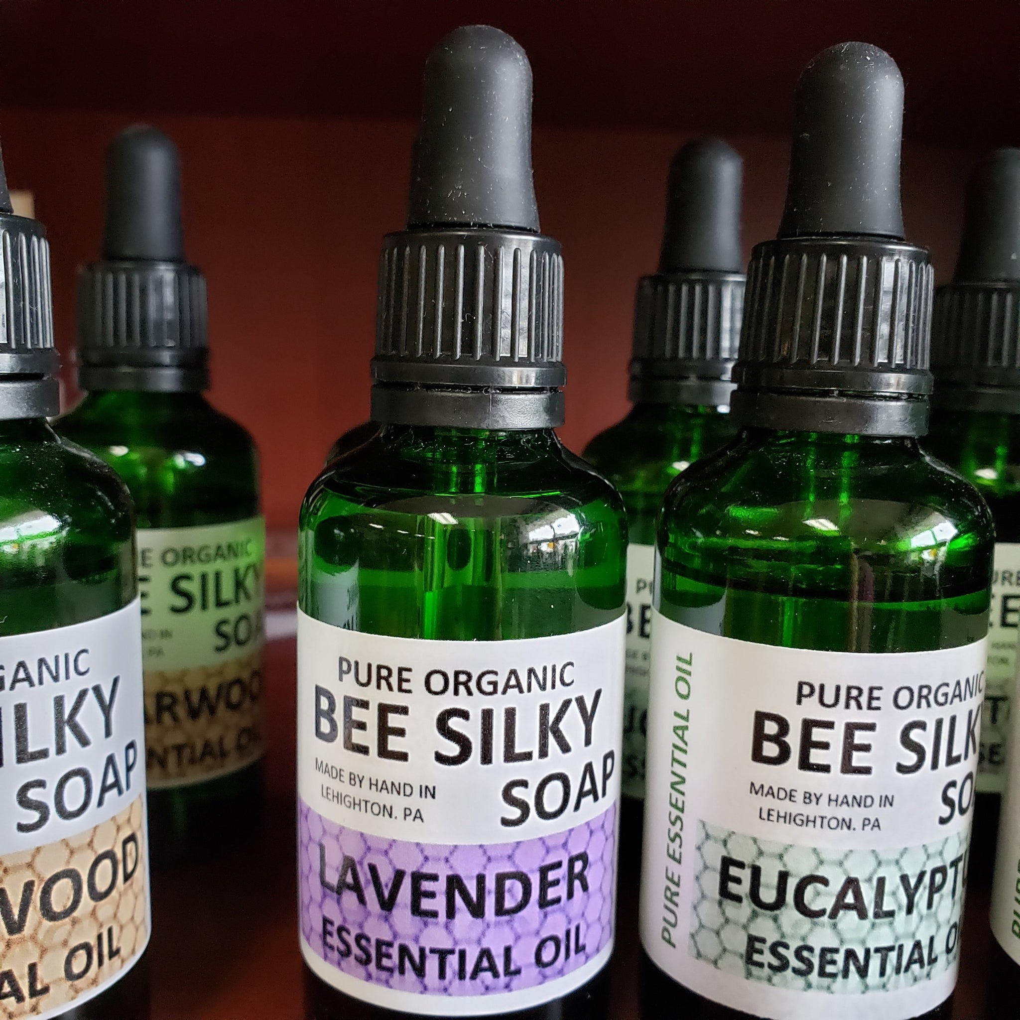 Bee Silky Essential Oils - Lavandar 50 ml - Tree Of Life Shoppe