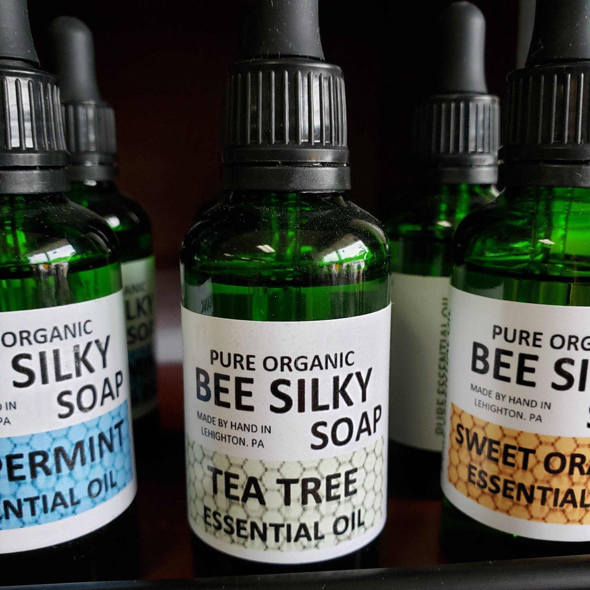 Bee Silky Essential Oils - Tea Tree 50ml - Tree Of Life Shoppe