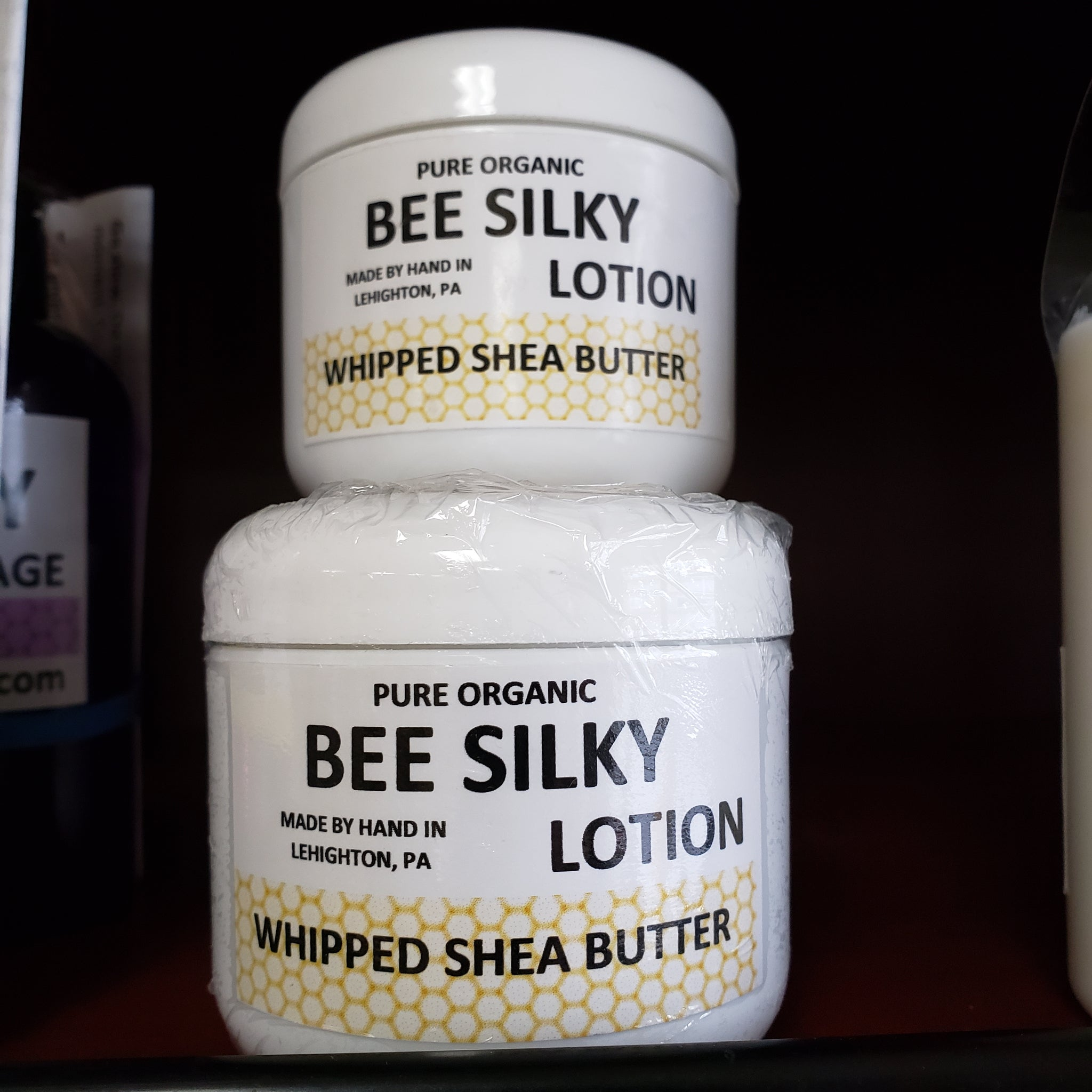 Bee Silky Whipped Shea Butter - Tree Of Life Shoppe