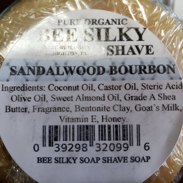 Bee Silky Shave Soap - Various - Tree Of Life Shoppe