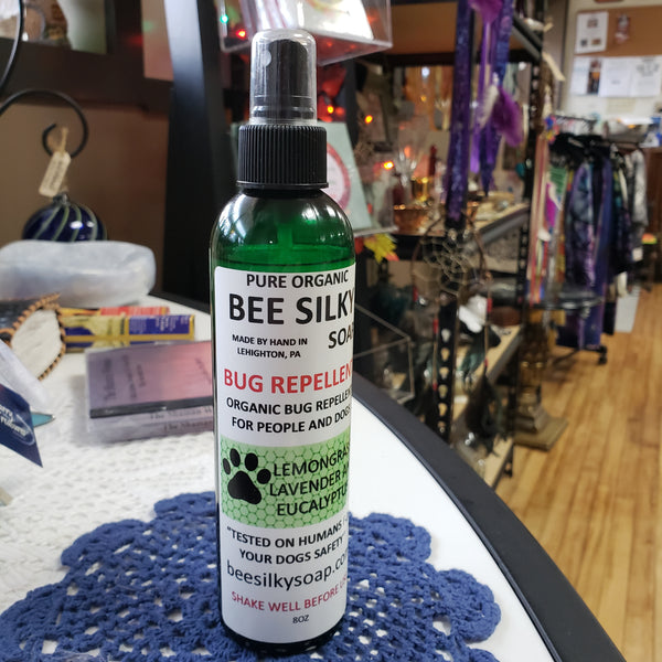 Bee Silky - Bug Repellent Spray 8 oz - Tree Of Life Shoppe