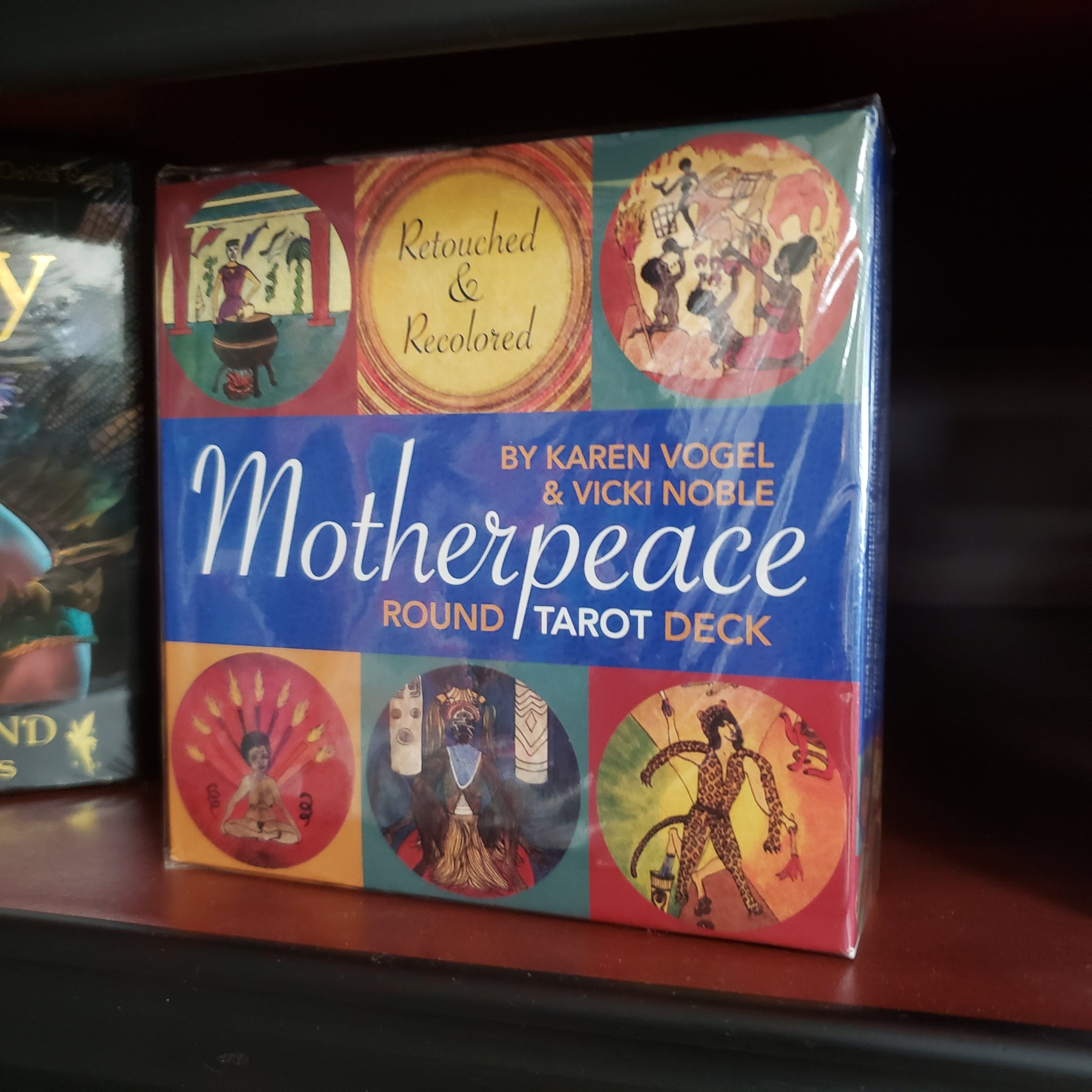 Motherpeace Round tarot deck by Karen Vogel & Vicki Noble - Tree Of Life Shoppe
