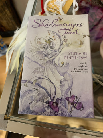 Shadowscapes Tarot Deck by Stephanie Pui-Mun Law & Barbara Moore - Tree Of Life Shoppe