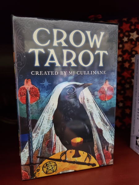 Crow Tarot Deck by MJ Cullinane - Tree Of Life Shoppe