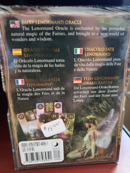 Fairy Oracle Cards by Lenormand - Tree Of Life Shoppe