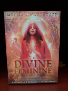 The Divine Feminine Oracle by Meggan Watterson - Tree Of Life Shoppe