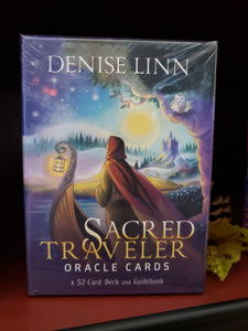 Sacred Traveler Oracle Cards by Denise Linn - Tree Of Life Shoppe
