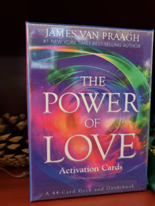 The Power of Love Activation Cards - Tree Of Life Shoppe