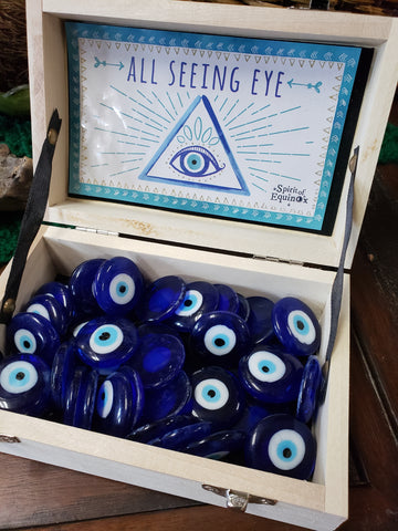 All Seeing Evil Eye Talisman - Tree Of Life Shoppe
