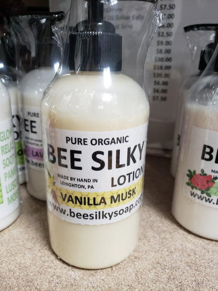 Bee Silky Lotion - Various - Tree Of Life Shoppe