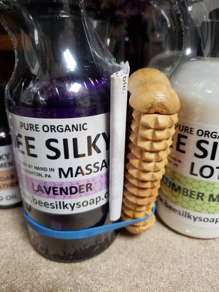 Bee Silky - Massage Lotion - Lavender