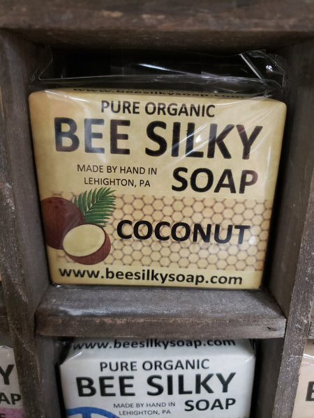 Bee Silky Handmade Soap Collection - Various