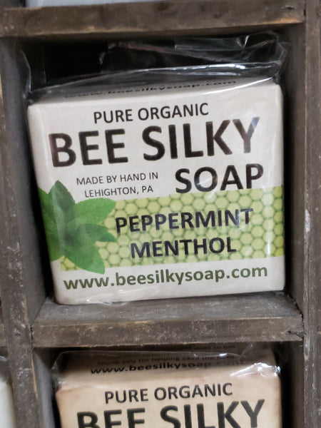 Bee Silky Handmade Soap Collection - Various - Tree Of Life Shoppe