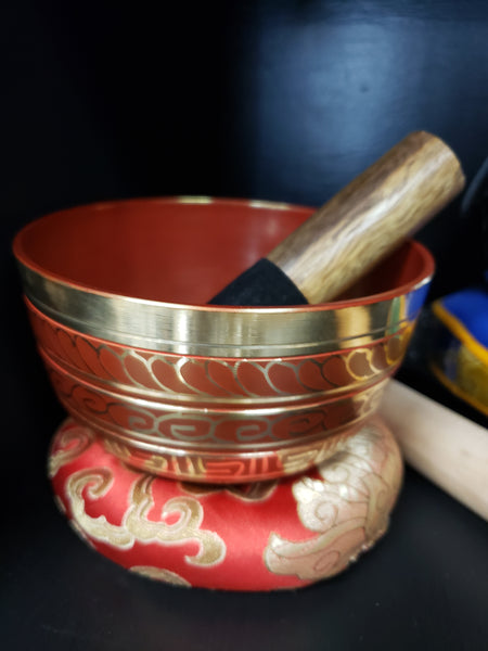 Chakra Healing Singing Bowls - Root - Tree Of Life Shoppe