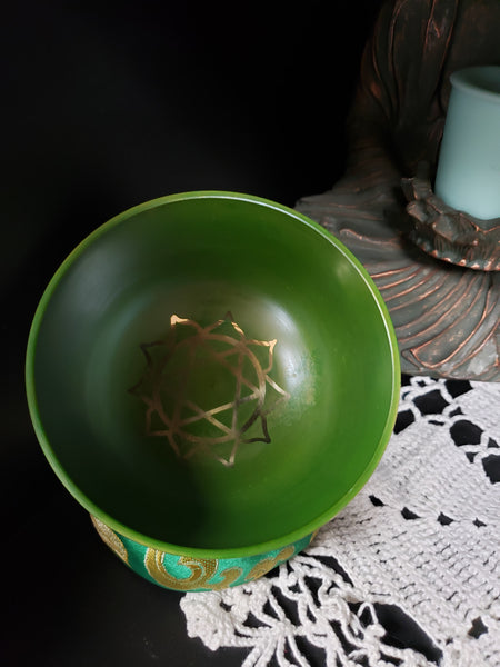 Chakra Healing Singing Bowls - Heart - Tree Of Life Shoppe