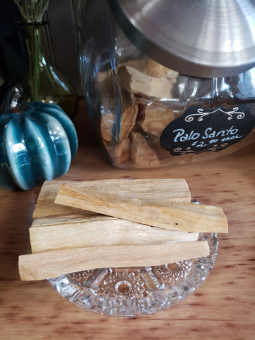 Palo Santo / Holy Wood Sticks - Tree Of Life Shoppe