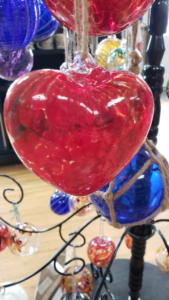 Witch's Fire Heart 4 inches - Tree Of Life Shoppe