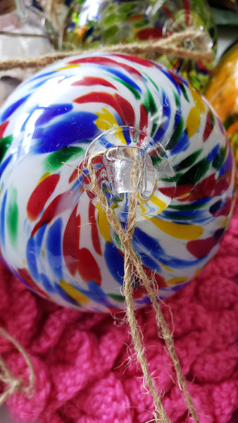 Vintage Marble Globe 4 inches - Tree Of Life Shoppe