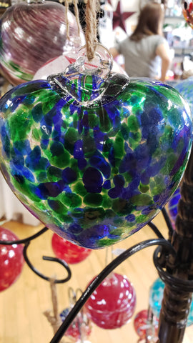 Earthy Heart 4 inches - Tree Of Life Shoppe
