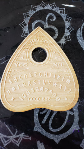 Planchette Pendulum Board & Sphere Holder - Tree Of Life Shoppe