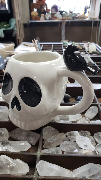Skelly and Friend Mug