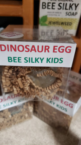 Dinosaur Egg - Kids Soap with Surprise Inside