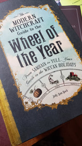 The Modern Witchcraft Guide to the Wheel of the Year: From Samhain to Yule, Your Guide to the Wiccan Holidays - Tree Of Life Shoppe