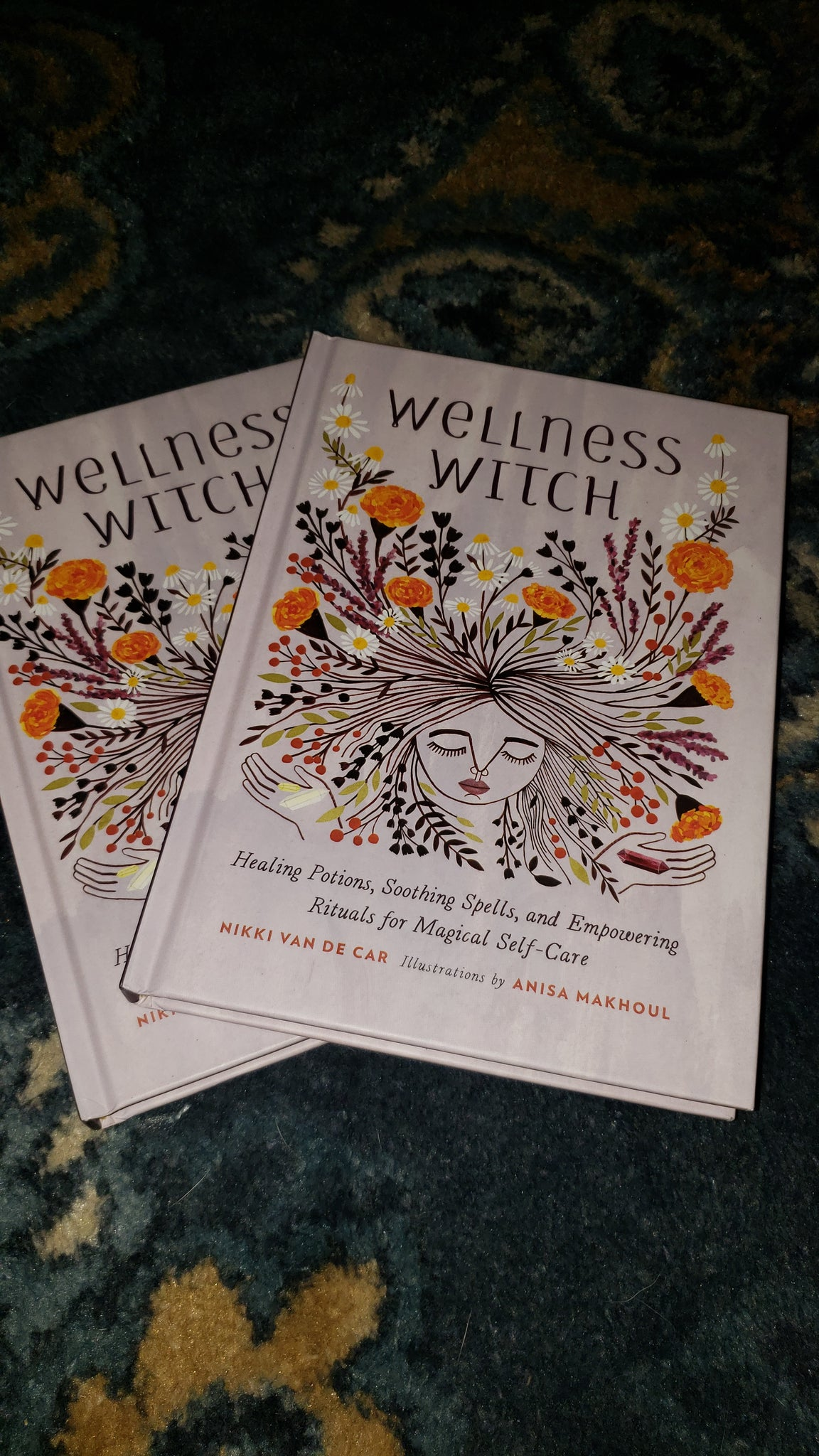 Wellness Witch: Healing Potions, Soothing Spells, and Empowering Rituals for Magical Self-Care - Tree Of Life Shoppe