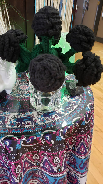 Hand Crafted Crochet Roses and Pen Roses - Made Locally