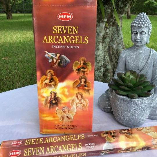 HEM Archangel Incenses - Tree Of Life Shoppe