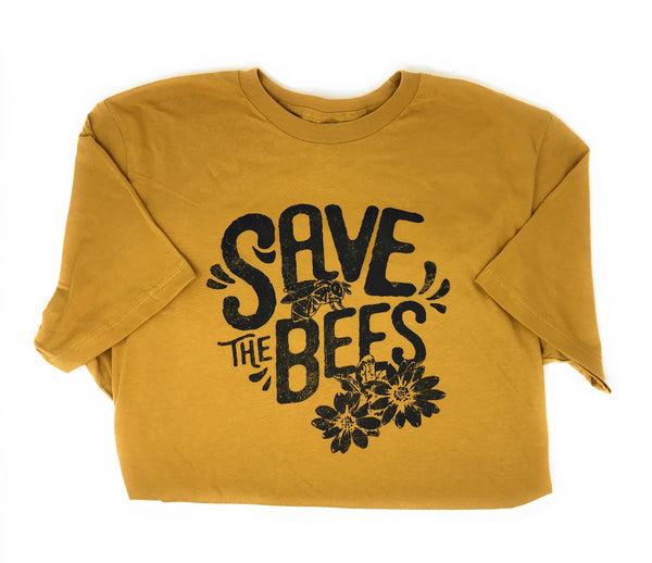 Save the Bees Tee - Tree Of Life Shoppe