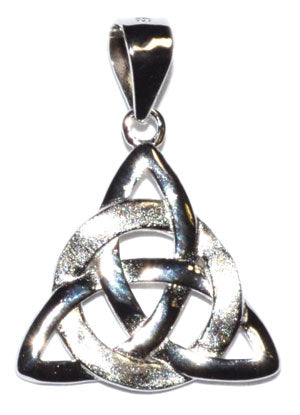 Triquetra Sterling Pendant (925) - Tree Of Life Shoppe