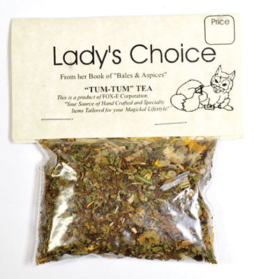 Lady's Choice Teas - Tum Tum - Tree Of Life Shoppe