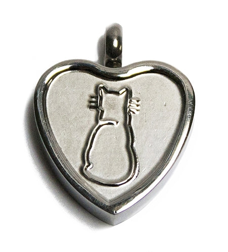 PURRFECT HEART KEEPSAKE LOVE VIAL - Tree Of Life Shoppe